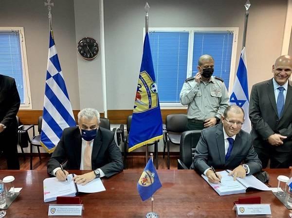 Ελλάδα-Ισραήλ: Υπεγράφη η συμφωνία για το Διεθνές Κέντρο Πτήσεων