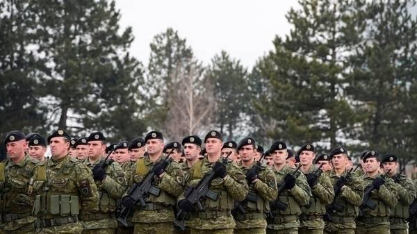 «Μπαρούτι» στα Βαλκάνια: Το Κόσοβο δημιουργεί στρατό-Αυτοσυγκράτηση ζητά ο ΟΗΕ