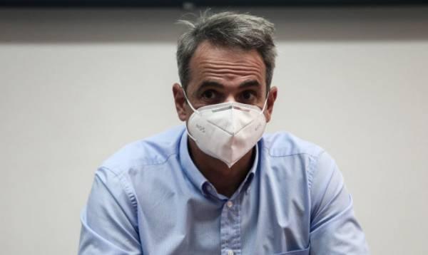 Μητσοτάκης για καύσωνα: Δεν ξεχνάμε τους τετράποδους φίλους μας
