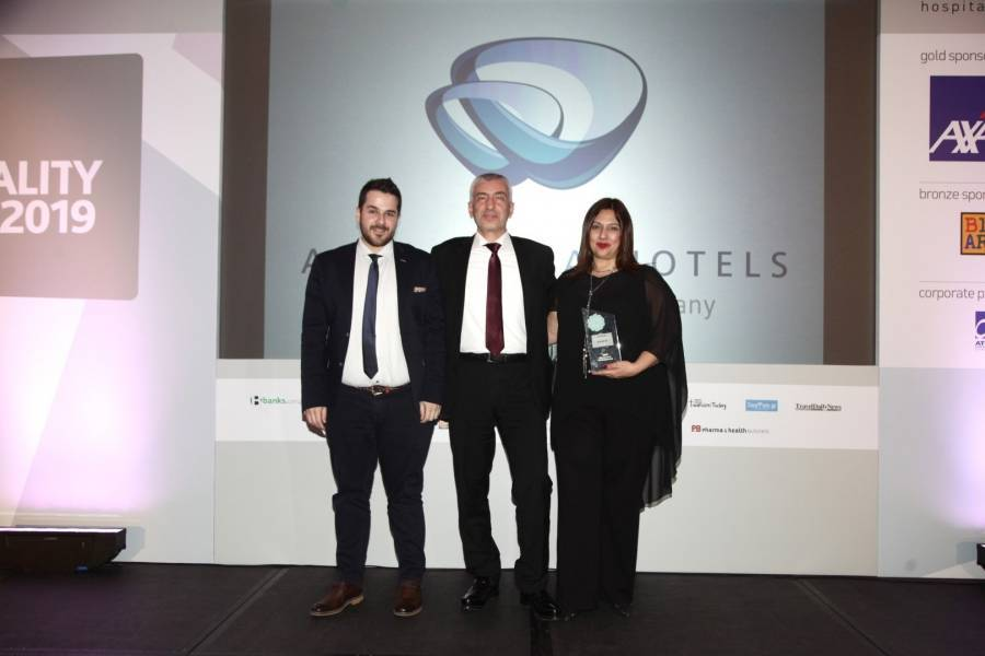 Greek Hospitality Awards 2019: 5 διακρίσεις για την Aqua Vista Hotels