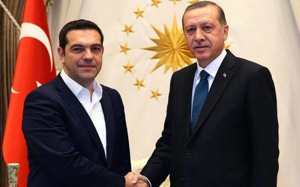 Τη συνάντηση Τσίπρα-Ερντογάν περιμένει η Λευκωσία